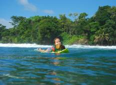 6 Days Bocas Surf Camps Lessons by Selina Surf Club Tour
