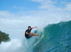 6 Days Red Frog Surf Camps Lessons by Selina Surf Club Tour