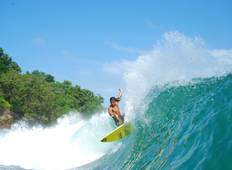 8 Days Bocas Surf Camps Guiding by Selina Surf Club Tour