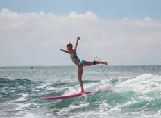 6 Days Maderas Surf Camps Guiding by Selina Surf Club Tour