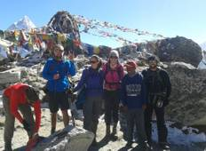 15 Days Adventure Everest Base Camp Trekking and Kathmandu City Sightseen at UNESCO World Heritage Site Tour