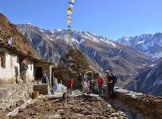 Tsum Valley Trek - Trekking in Nepal Tour