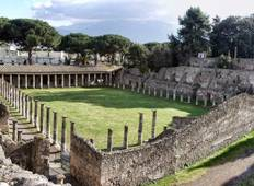 Rome,Naples,Pompeii,Sorrento,Capri & Amalfi: 7-Day Tour From Rome Airport Tour