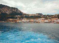 4 Day Tour from Rome: Naples, Pompeii, Sorrento, Capri with Amalfi & Positano coast tour Tour