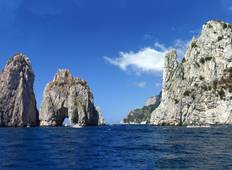 Naples, Pompeii, Sorrento, Capri: 3 Day Tour from Rome Tour