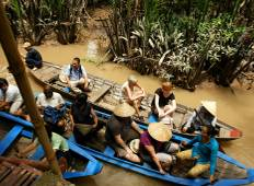 Mekong Delta from Saigon to Phnom Penh 3 days Tour