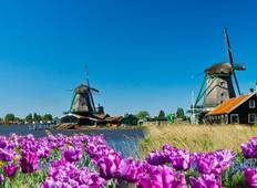 Highlights of the Netherlands & the Beauty of Belgium 2019/2020 (Start Amsterdam, End Amsterdam, 8 Days) Tour