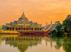 Secrets of the Irrawaddy and Discoverer Cruise Tour