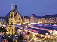 Prague to Paris & Christmas Markets of Europe Tour