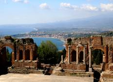 Splendid Sicilia featuring Palermo, Siracusa and Taormina (Palermo to Taormina) (2019) Tour