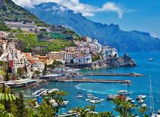 Amalfi - from Rome Tour
