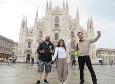 Milan & Lake Como - 3 Days/ 2 Nights Tour