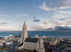 8 Day Around Iceland with Reykjavík Extension Tour
