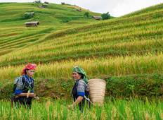 Sapa Adventure (Basix) Tour