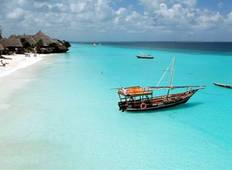 12 Days - Wildlife Safari and Zanzibar Beach Holiday Tour