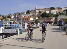 Biking from Trieste to Pula Tour