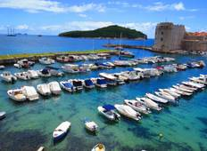 Hiking Dubrovnik and islands – self guided Tour