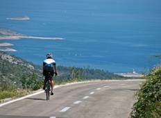 Biking from Split to Dubrovnik Tour