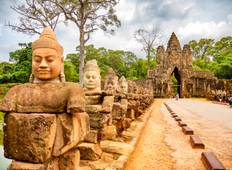 Cycle Siem Reap to Saigon - 16 Days Tour