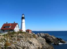 Historic Hotels of New England featuring The Equinox and Omni Mount Washington resorts (Boston, MA to Kennebunkport, ME) Tour
