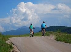 Cycling Croatian National Parks Tour