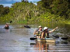 Amazon Kayaking Ecuador Tour