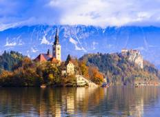 Discover Croatia, Slovenia and the Adriatic Coast  featuring Istrian Peninsula, Lake Bled, Dalmatian Coast and Dubrovnik (Opatija to Zagreb) (2019) Tour