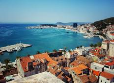 Croatia One Way Sail Dubrovnik to Split Classic Ensuite On Deck Tour