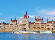 Classic Danube River Cruise with Oberammergau Passion Play featuring a 6-night Danube River Cruise, Budapest, Bratislava, Vienna, Passau and Munich (Budapest to Munich) Tour