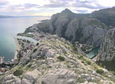 Private hiking tour on the trails of Central Dalmatia, one of the most diverse parts of Croatia Tour