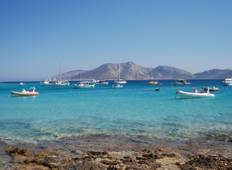Small Cyclades & Mykonos Sailing Week  Tour