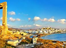 Naxos Flexi 8 day Sailing trip Tour
