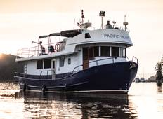 Salish Sea & Gulf Islands Cruise Tour