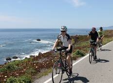 Cycling the California Coast Tour