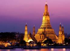 Bangkok to Singapore Tour