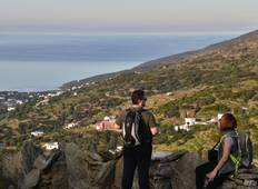 Andros & Tinos Hiking Holidays, Cyclades,Greece Tour