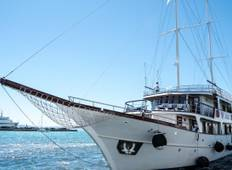 Budget Adriatic Cruise M/S EDEN from Split to Split (A100) Tour