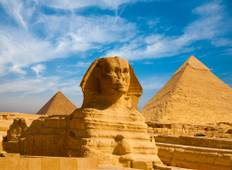 Great Pyramids in Giza, Cairo Egypt sightseeing 4 days package Tour