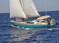 Cyclades Sailing Adventure Tour