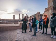 Iran: Women\'s Expedition Tour