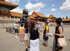 6 Days Beijing Shanghai, No Shopping Stops Tour
