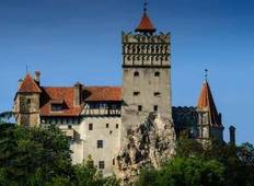 Dracula Weekend from/to Sibiu Tour