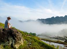 12 Days: Hanoi Biking - Pu Luong National Reserve Trekking - Tam Coc - Halong Bay - Cat Ba Island - Hue - Hoi An - Da Nang Tour