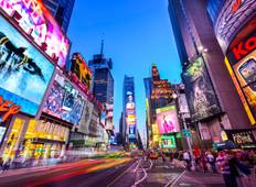 New York, Washington & Niagara Falls Tour