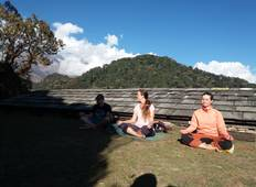 Ghorepani Poon Hill Yoga Trek Tour
