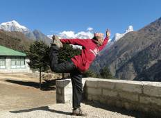 Everest Panorama Yoga Trek Tour