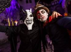 Dracula's Halloween Party in Transylvania Tour
