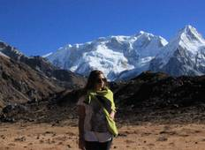 Kanchenjunga Base Camp Trekking Tour Rundreise