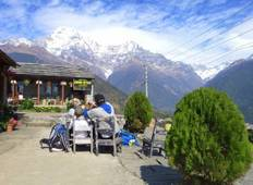 Family Trekking In Annapurna Tour