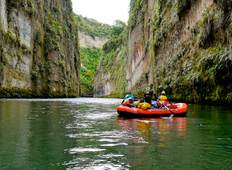 Mokai Canyon Multi Day River Rafting Trip Tour
